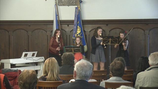 Koncertní sezóna ZUŠ Tišnov v plném proudu