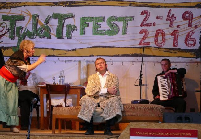 TyJáTr FEST – ty, já a trochu festivalu, 2. ročník