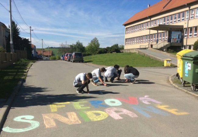 Novinky ze školy v Deblíně