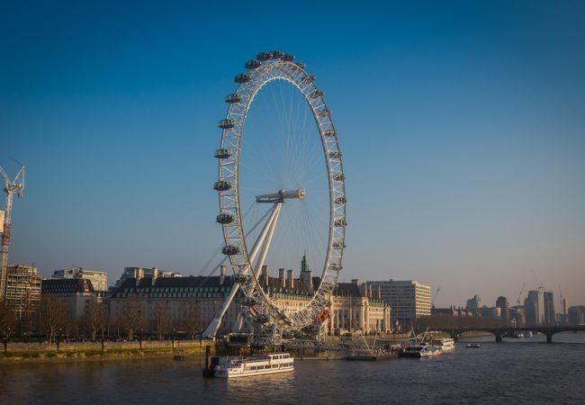 Zájezd studentů Fortiky do Londýna
