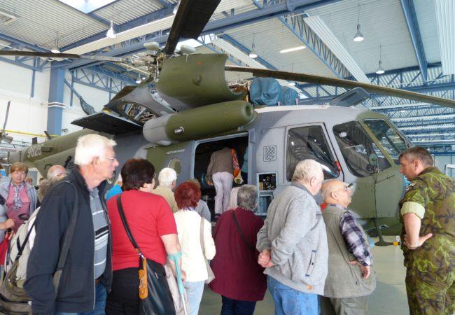 Z výletu do Náměště nad Oslavou
