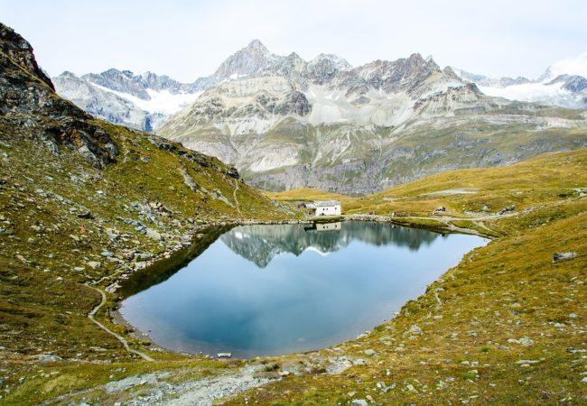 Přírodovědná exkurze do Švýcarska