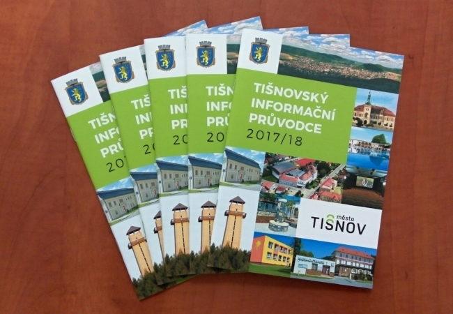 Tišnovský informační průvodce 2017/2018