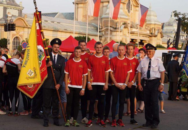 Mistrovství České republiky v požárním sportu