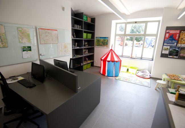 Informační centrum v novém……