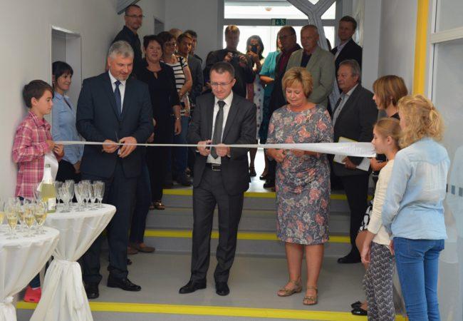 Základní škola na nám. 28 října otevřela nové učebny