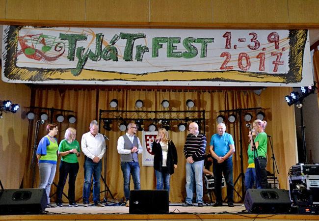 TyJáTr FEST je zase zpátky (7.9.-9.9.2018) – DSO Tišnovsko