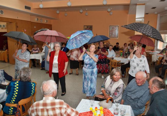Mezinárodní den seniorů v CSS Tišnov