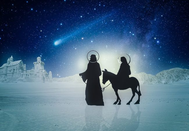 Vánoce a křesťanské tradice