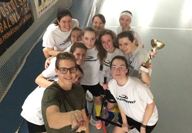 Sportovní úspěchy studentů Gymnázia v Tišnově v roce 2017