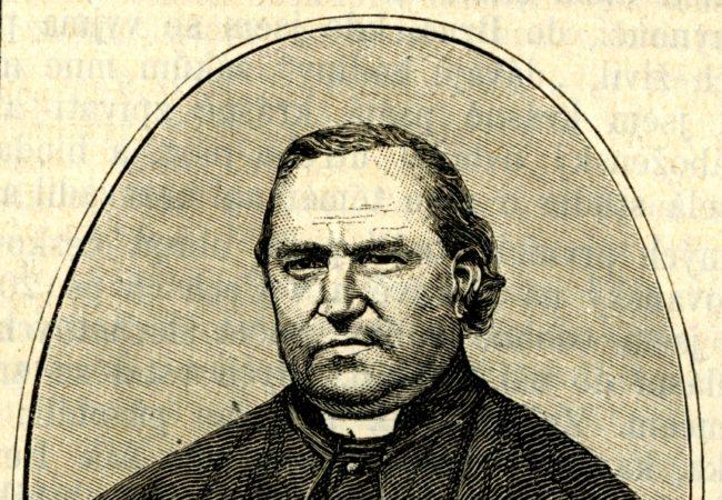 ThDr. Jan Evangelista Bílý – kněz, spisovatel, moravský vlastenec a politik