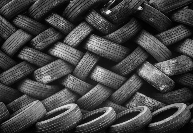 Kam s použitými pneumatikami?