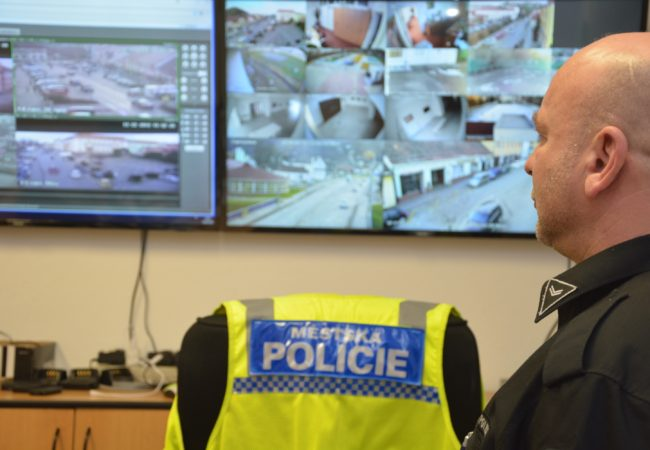 Ztráty análezy nově na městské policii