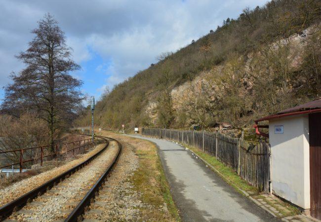 Cyklostezka z Tišnova do Předklášteří bude dočasně uzavřena