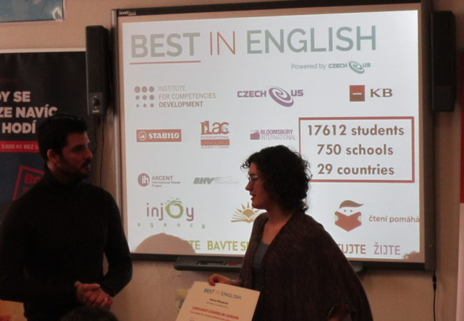 Best in English