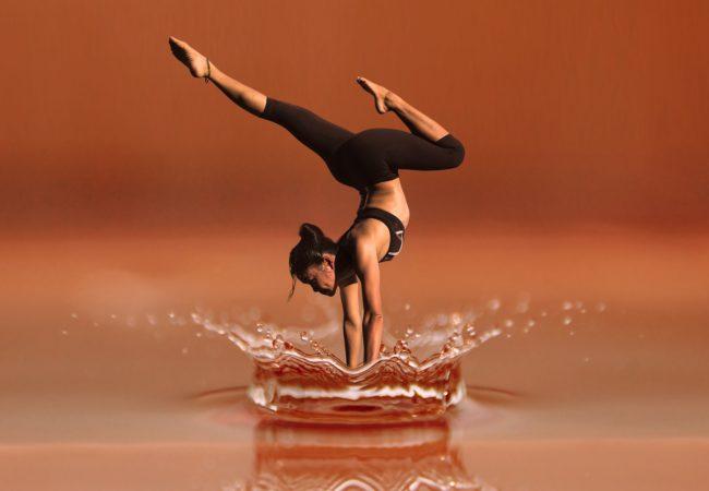 Festival Mezinárodní den tance v Nedvědici