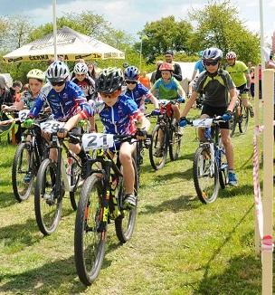 Pozvánka na cyklistický závod pro děti