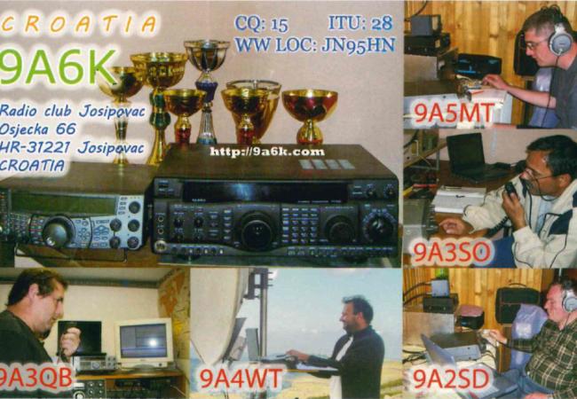 Radioklub Tišnov, máme se čím pochlubit