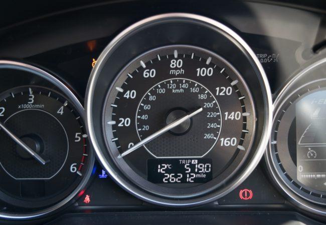 Strážníci opět měřili rychlost v ulicích Tišnova