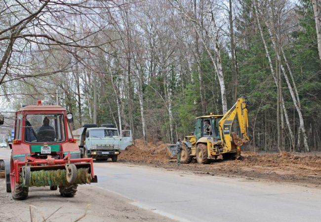 Správa a údržba silnic pokračuje v rekonstrukci silnice v Brněnské ulici