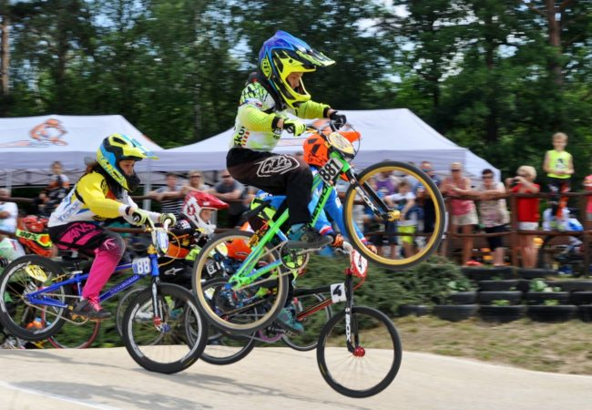 Sedmiletý Daren Dvořák z Tišnova je Mistrem Evropy BMX