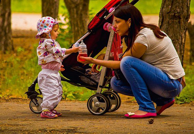 Pravidelná setkání pro rodiče s dětmi