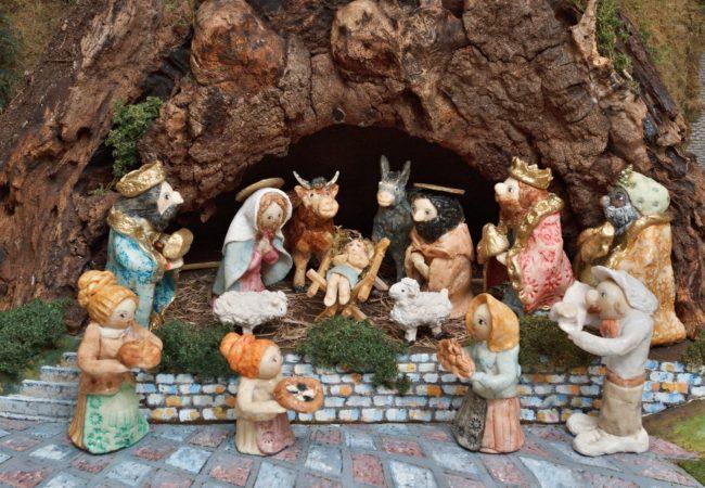 Tišnovský betlém přátel spolku Art Periscope má zviditelnit město Tišnov