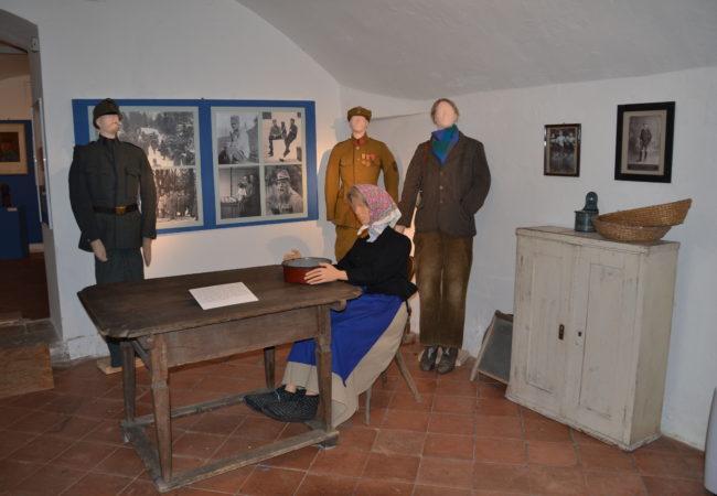 Úctyhodných 90 let Podhoráckého muzea