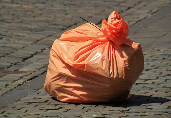 Informace k pytlovému sběru plastů