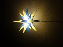Moravská hvězda – neznámý symbol Vánoc