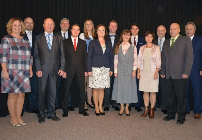Město Tišnov má nové vedení nadalší volební období