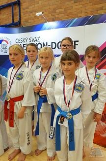 Nejúspěšnější škola taekwon-do v ČR