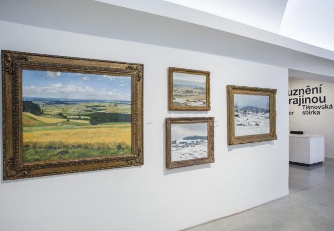 Galerie Josefa Jambora vúnoru 2019
