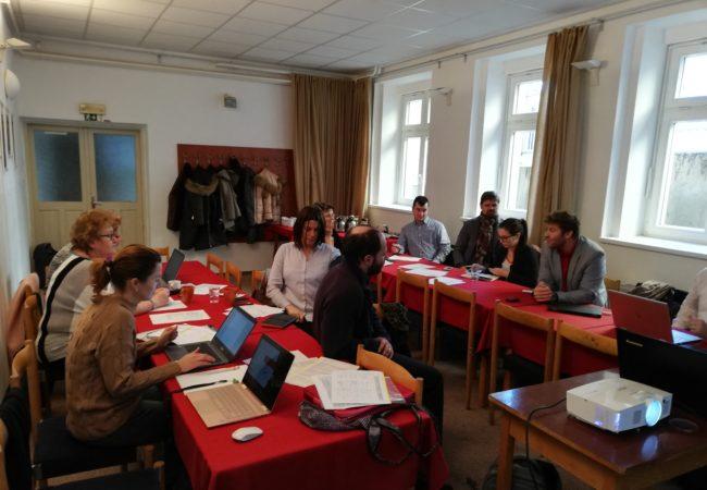 Pracovní skupiny projektu MAP Rozvoje vzdělávání Tišnov II