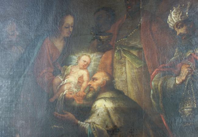Objev z Předklášteří