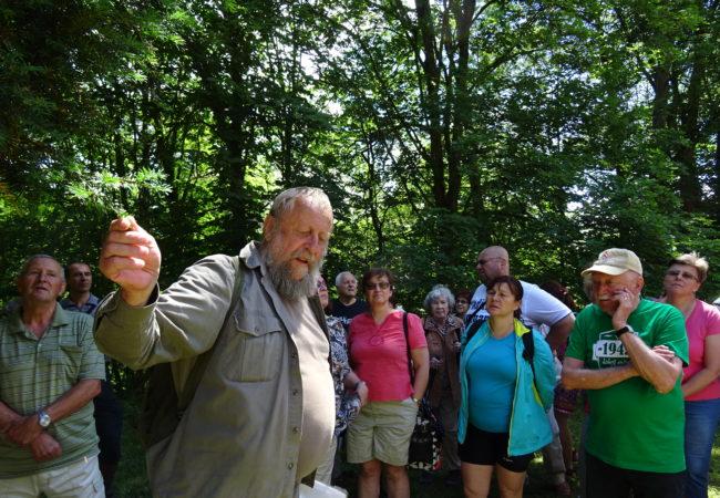 Být mladší, chtěl bych mezi arboristy, říká Jan Lacina