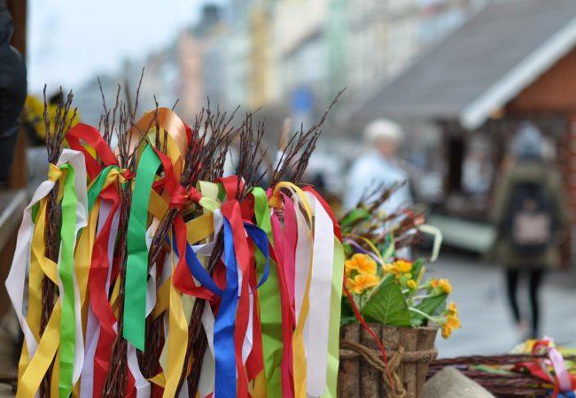 Velikonoční trhy pod Pernštejnem