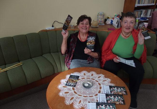 Everymana navštívili také senioři DPS Tišnov