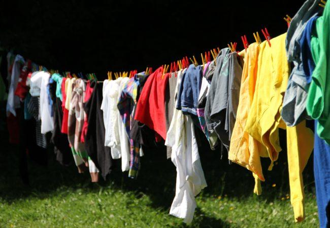 Jarní humanitární sbírka textilu a ošacení