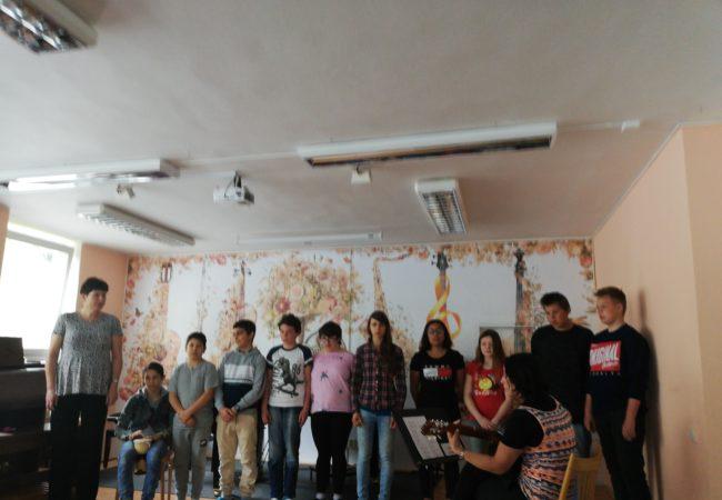 Hudební setkání základních škol praktických