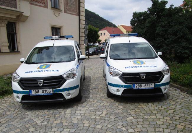 Městská policie Tišnov pomáhá iokolním obcím