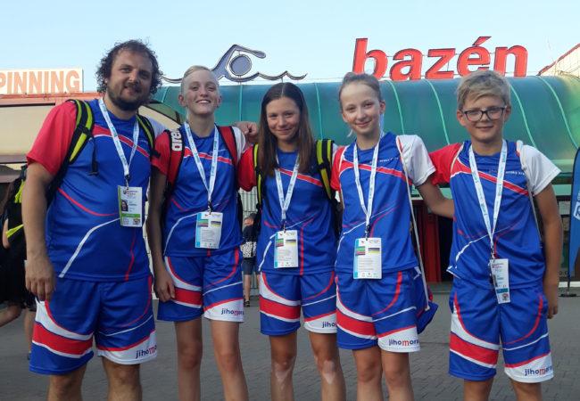 Úspěchy tišnovských sportovců