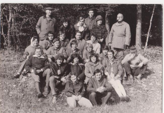 Klub českých turistů Tišnov slaví devadesát let
