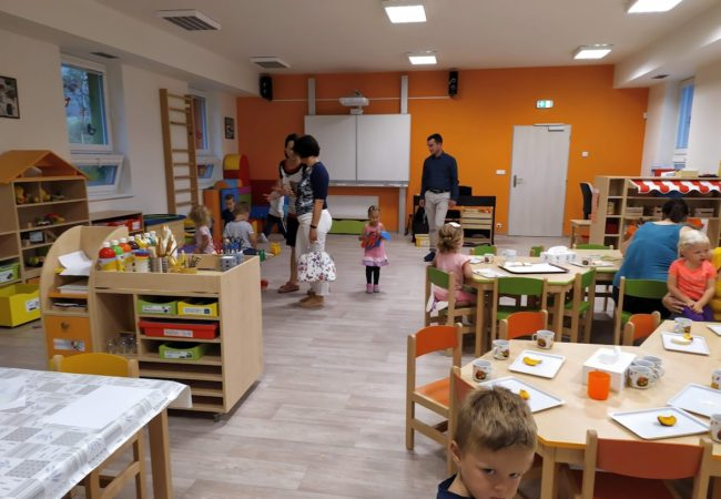 Zahájení činnosti mateřské školy VENKOV