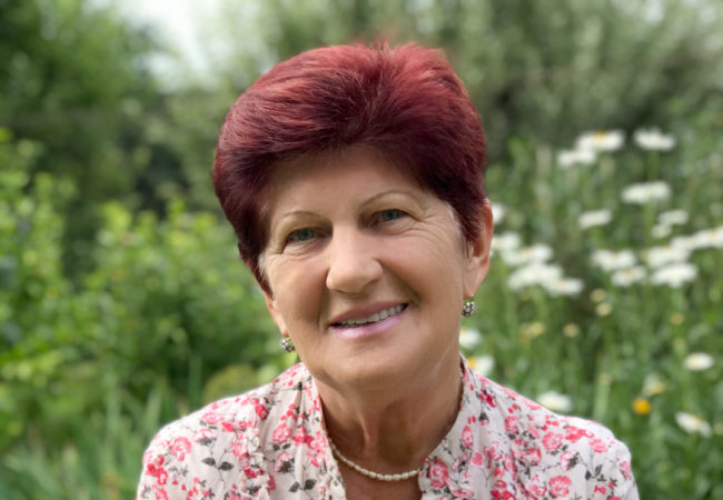 O gratulacích jubilantům popáté tentokrát s Marií Lieberzeitovou
