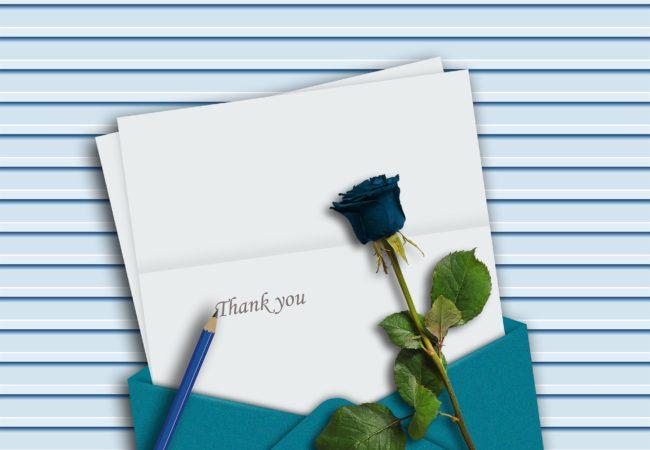 Poděkování Charitě Tišnov