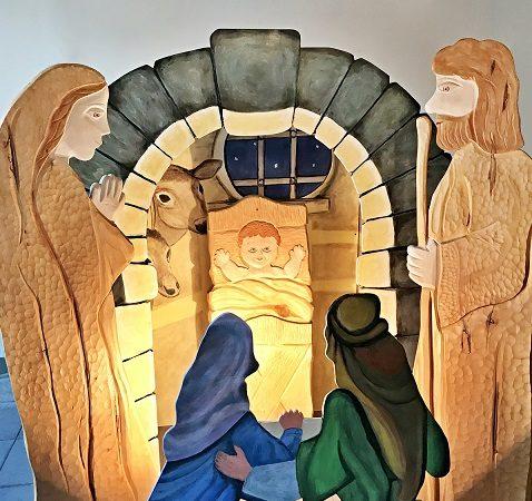 Adventní čas oživí betlémy