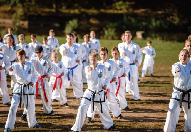 Škola taekwon-do vstupuje do nové sezóny