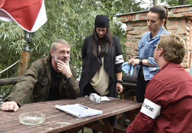 Filip Renč natáčel v Tišnově