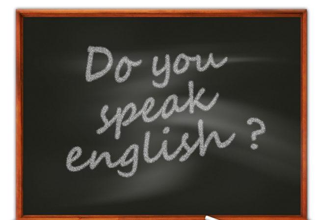 Angličtina trochu jinak aneb když děti učí děti